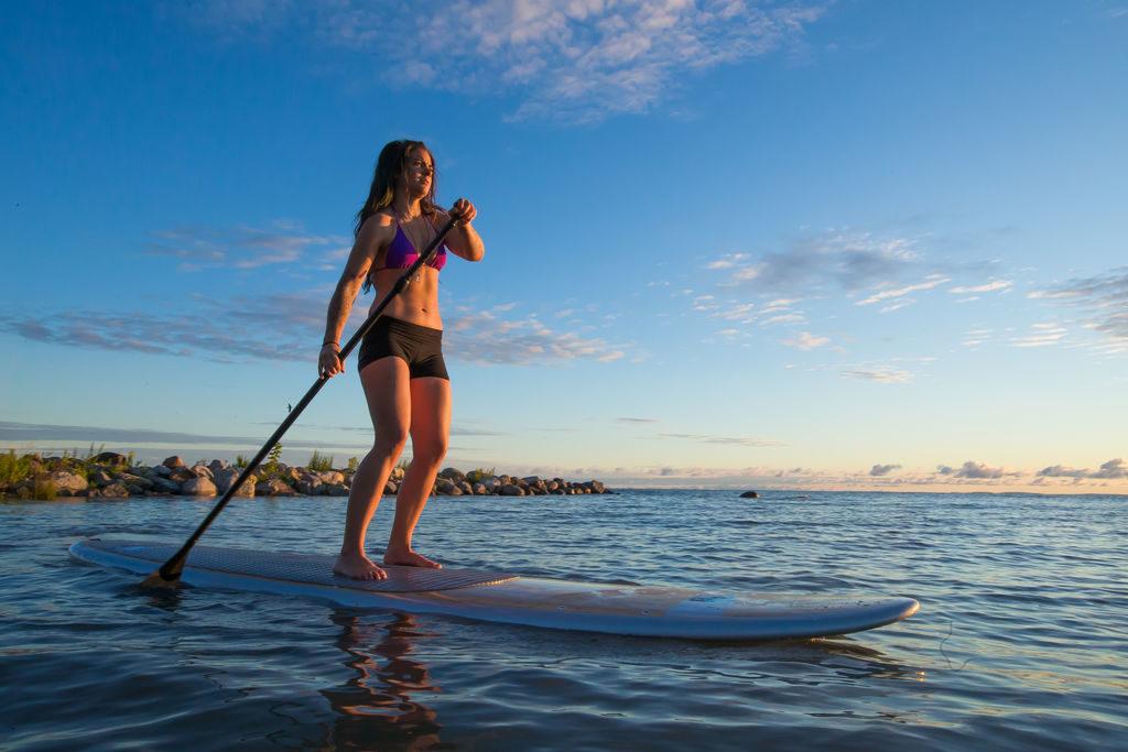 Pourquoi favoriser les sports sur eau ?