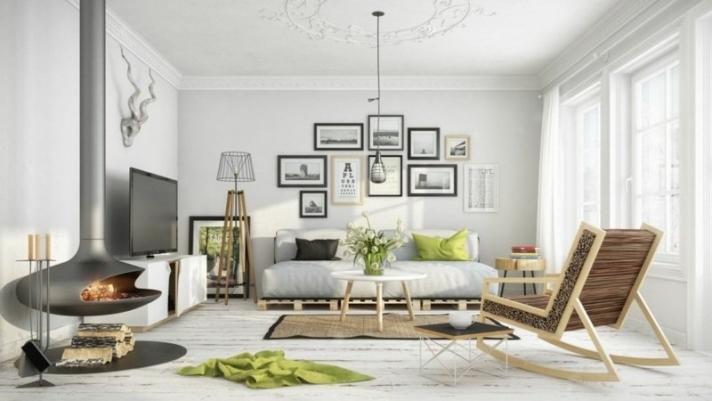 Comment créer une décoration scandinave dans sa maison ?